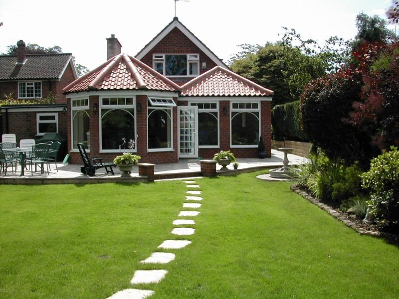 Extensions and Conservatory Building
