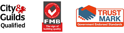 S Thompson Builders Accreditations